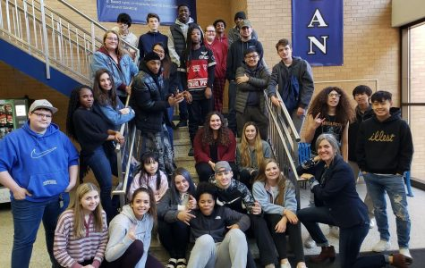 Journalism students contribute to student newspaper