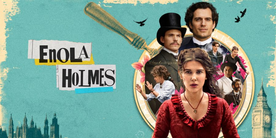 Enola Holmes outwits foes and charms audiences in Netflix original